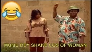 Short Comic Video - Mumu Dey Shake Cos Of Woman